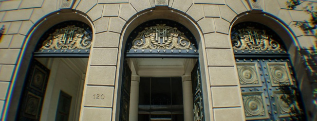 Ministerio de Hacienda, Teatinos 120